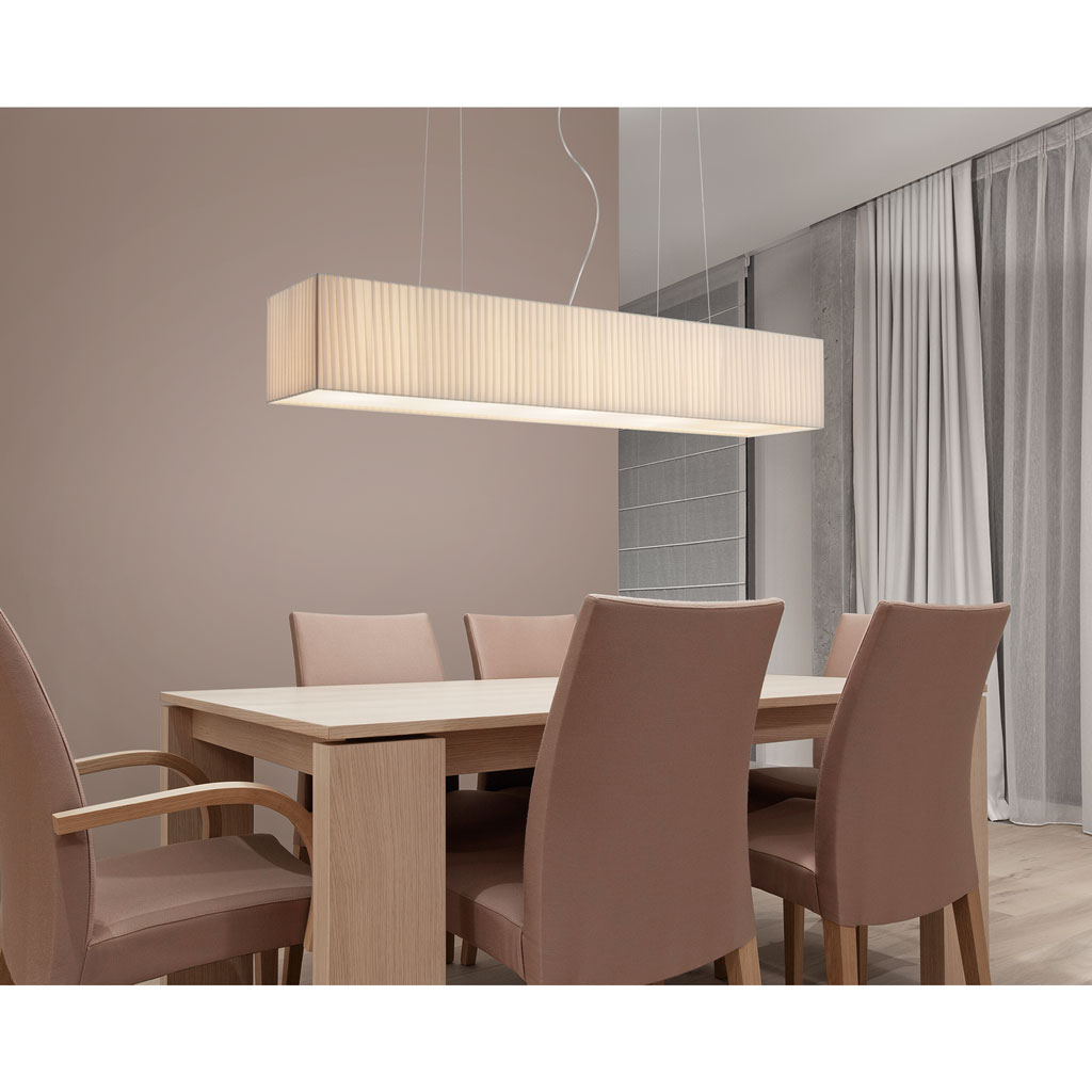 1000 images about iluminaci n on pinterest - Lamparas comedor techo ...