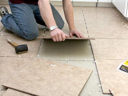Cómo calcular la superficie del piso para colocar baldosas