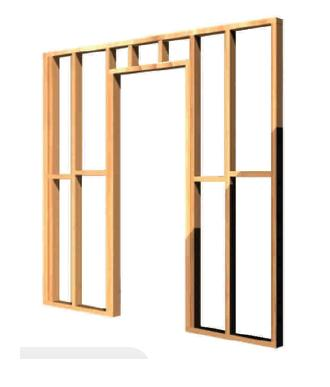 C mo hacer una pared de madera alba iles for Paredes de madera interior casa