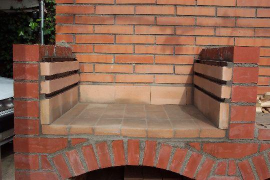 Ladrillos calidad tipos y usos alba iles for Construccion de chimeneas de ladrillo
