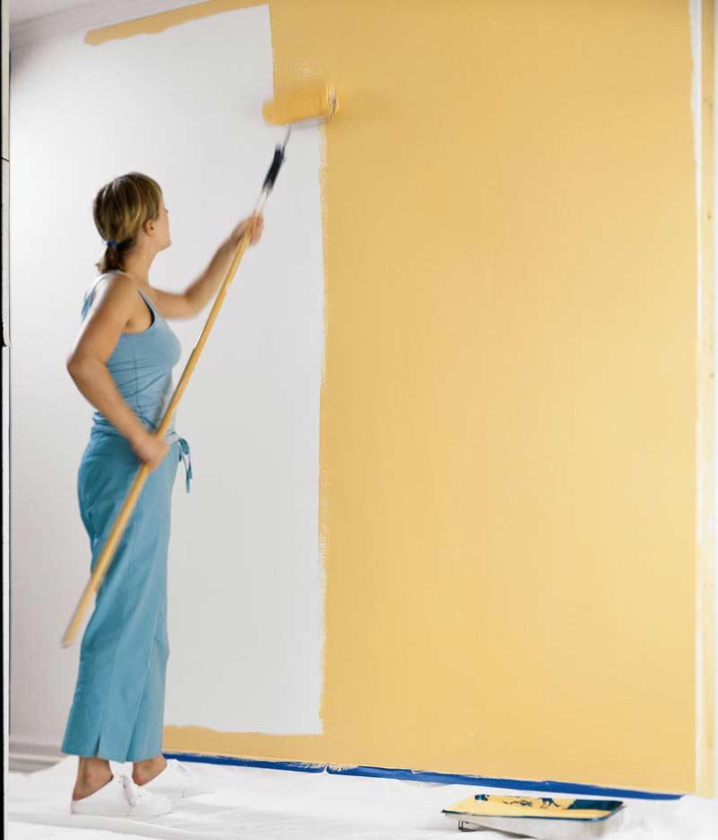Pintar un muro: Algunos tips para hacer un buen trabajo
