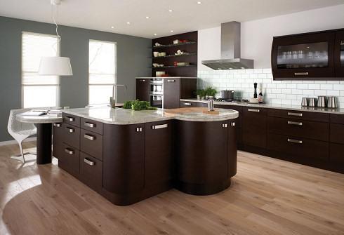 Pisos para cocina cu les son los materiales m s for Cocinas para pisos pequenos