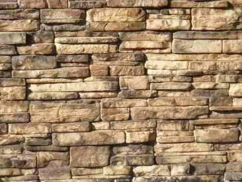Cómo se coloca revestimiento de piedra en paredes interiores