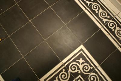 Cómo pulir y limpiar un piso de cerámicos