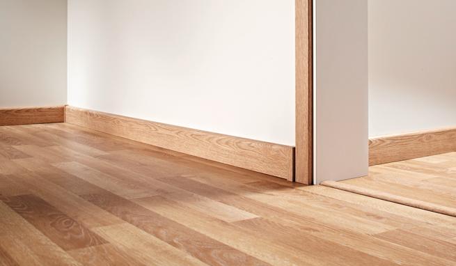 Conceptos b sicos de alba iler a obra fina e - Zocalos de madera altos ...