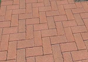 C mo hacer un piso de ladrillos sin cemento alba iles - Como hacer brillar el piso de cemento ...