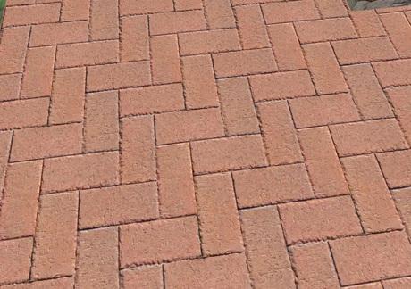 Cómo hacer un piso de ladrillos sin cemento