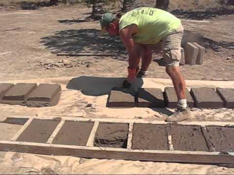 Cómo fabricar ladrillos de adobe