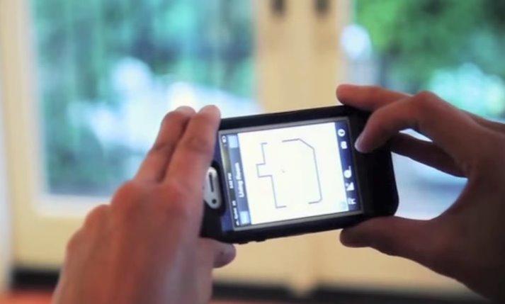 MagicPlan, la aplicación que dibuja planos a partir de imágenes captadas por smartphones y tablets