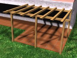 Ideas para construir una pérgola para el jardín