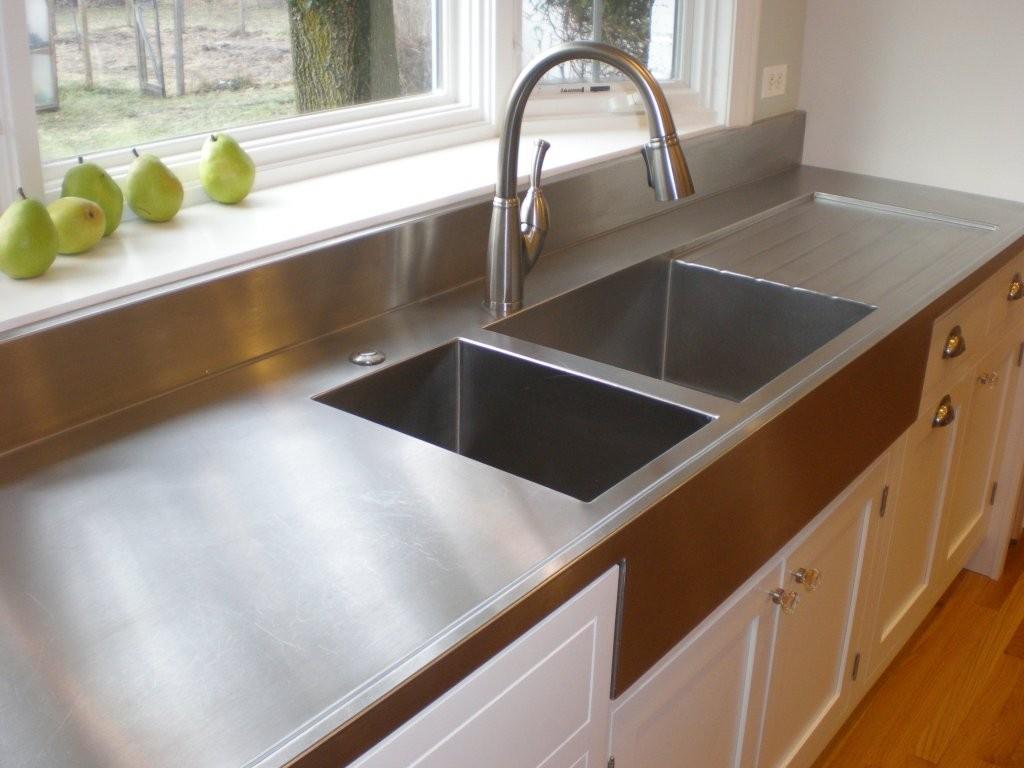 C mo elegir una encimera resistente para la cocina alba iles - Encimeras de acero ...