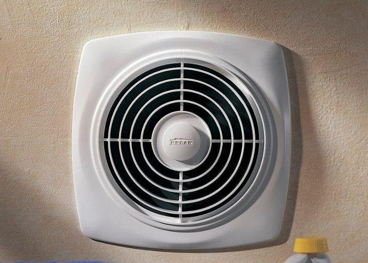 Extractor De Humedad Baño:Extractor de aire en el baño: Necesidad de mantenimiento