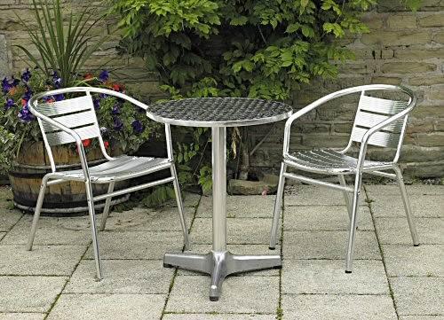 Muebles para jard n tipos ventajas desventajas y for Fabrica de muebles de jardin en aluminio