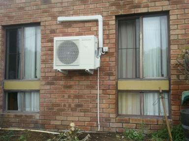 Cómo se instala un aire acondicionado split