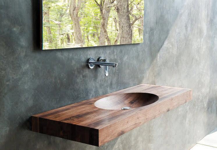 Muebles para baños: Los sanitarios de madera