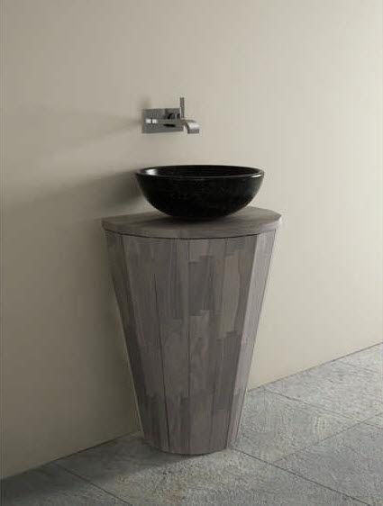 Muebles para ba os los sanitarios de madera alba iles - Muebles para sanitarios ...
