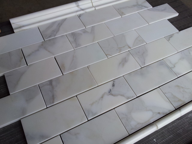 White Subway Tile Ceramic Or Porcelain