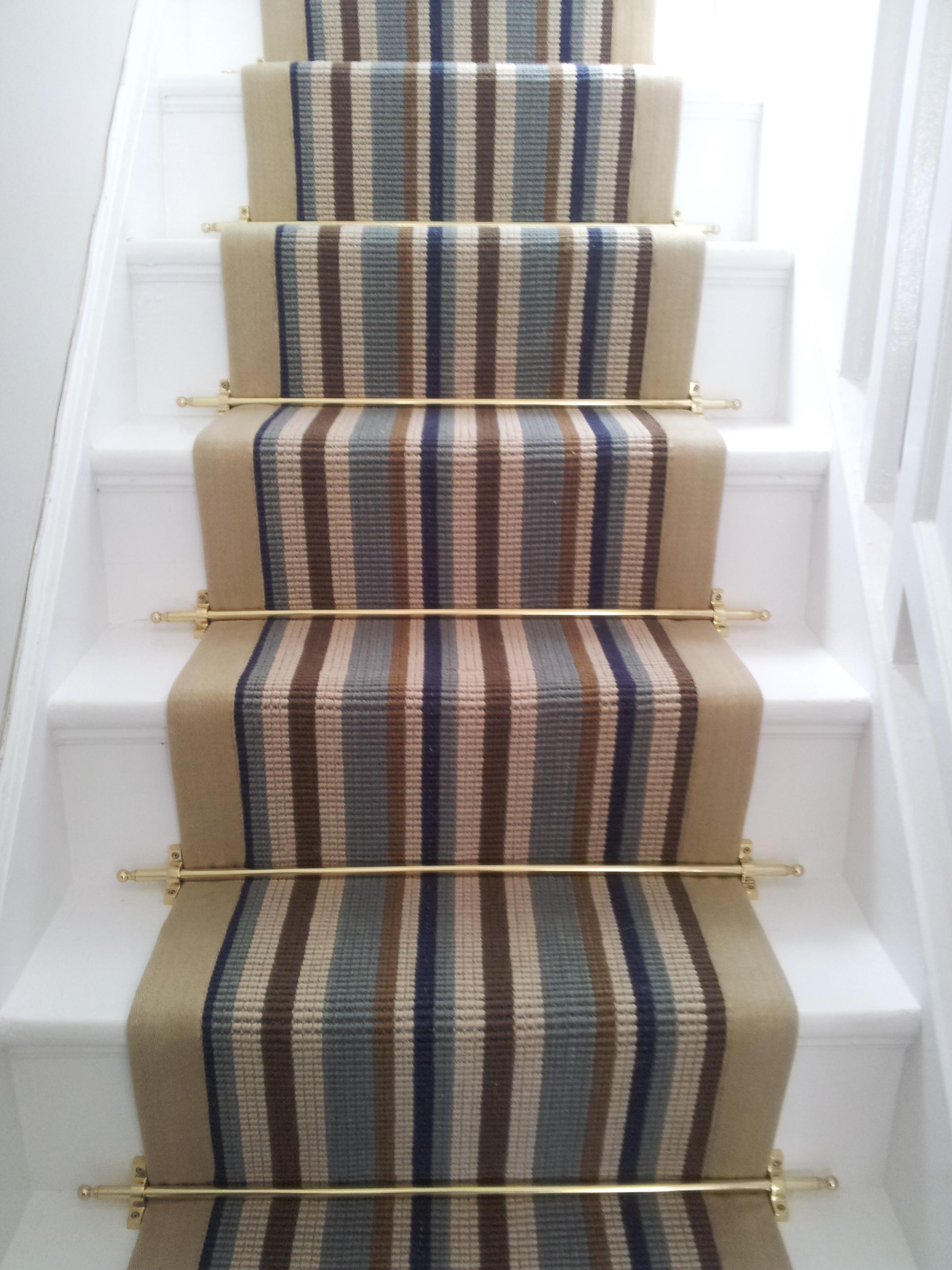 Alfombrado de escaleras: Ventajas y colocación