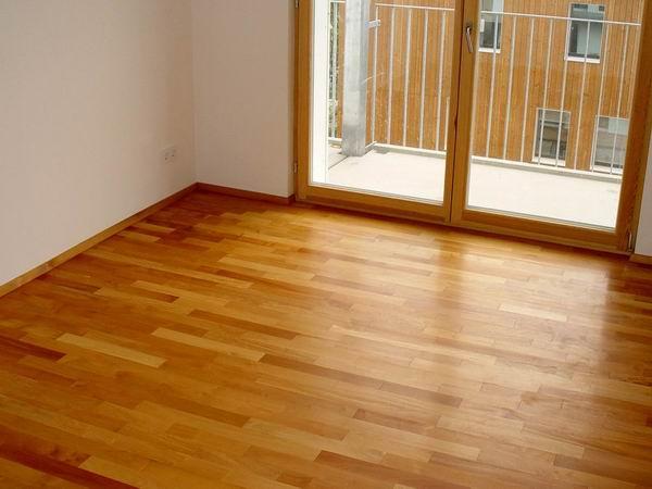 Limpieza y mantenimiento del parquet de madera