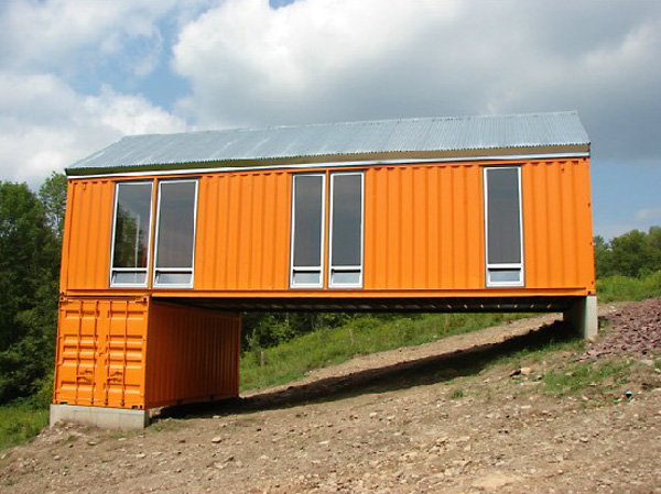 Construcción de casas con contenedores: Cómo elegir las piezas adecuadas