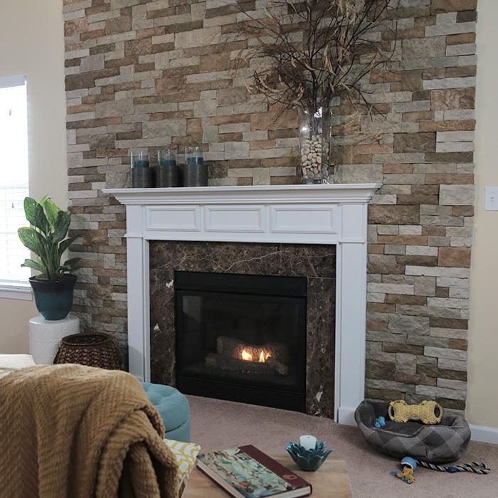 Revestimiento de muros con piedra artificial: Ventajas y tipos