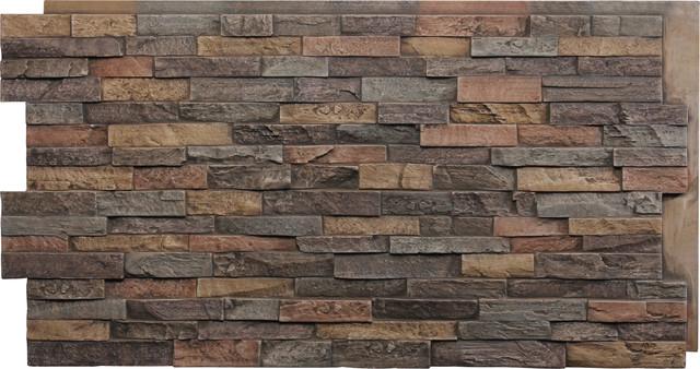 revestimiento de muros con piedra artificial ventajas y On revestimiento muro piedra