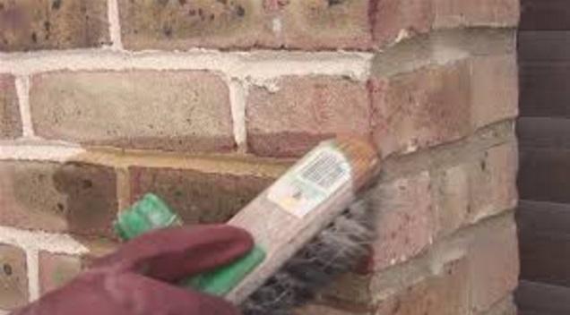 C 243 Mo Remover La Pintura De Un Muro De Ladrillos Alba 241 Iles