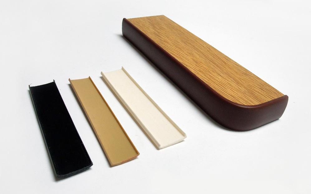 Tapacantos para muebles modernos: Tipos y características