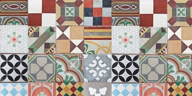 mosaico hidraulico suelo