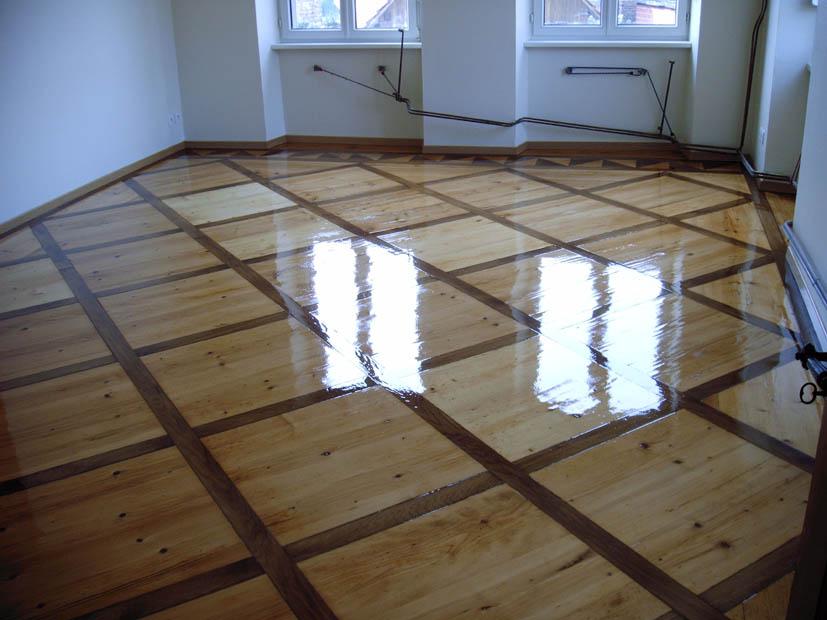 Cómo se vitrifica un piso de madera
