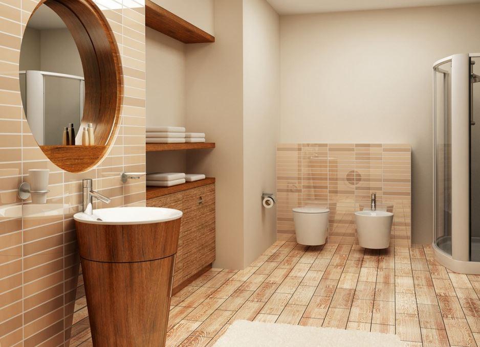 Trucos para renovar radicalmente el baño de una casa