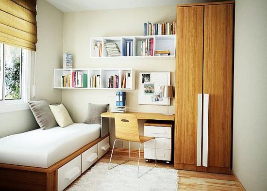 Guía para decorar un dormitorio pequeño