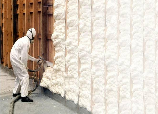Espuma de poliuretano en la construcción: Usos, ventajas y desventajas