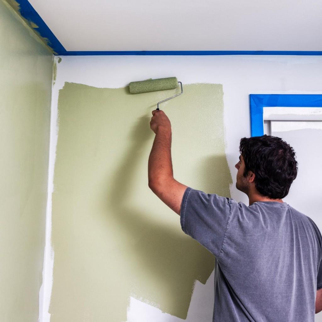 Algunos trucos para pintar habitaciones como un profesional alba iles - Trucos pintar paredes ...