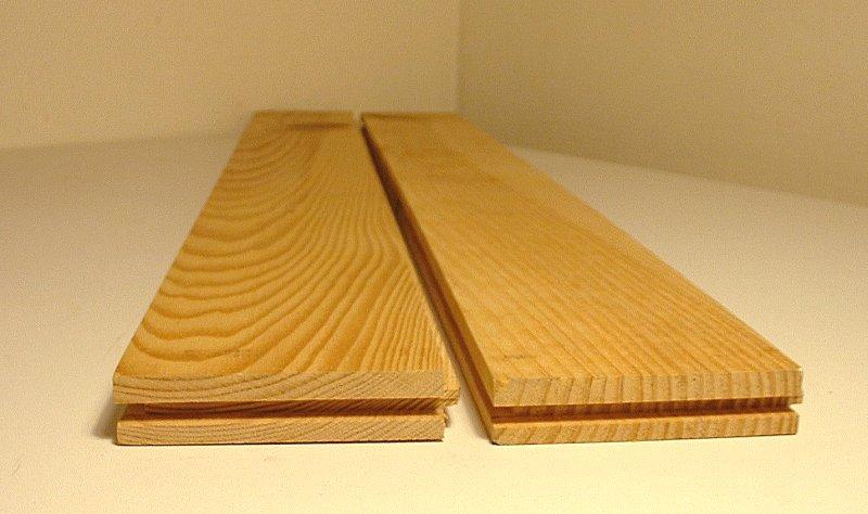 C mo revestir una pared con un friso de madera alba iles - Como revestir una pared con madera ...