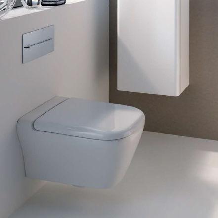 C mo instalar un inodoro suspendido en el ba o alba iles - Con que se limpia la tarima flotante ...