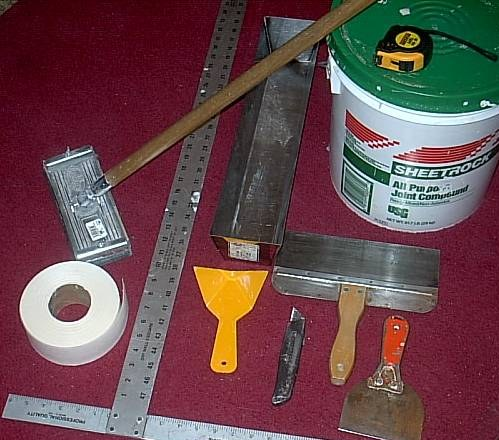 Herramientas para trabajar con paneles de yeso laminado for Yeso laminado precio