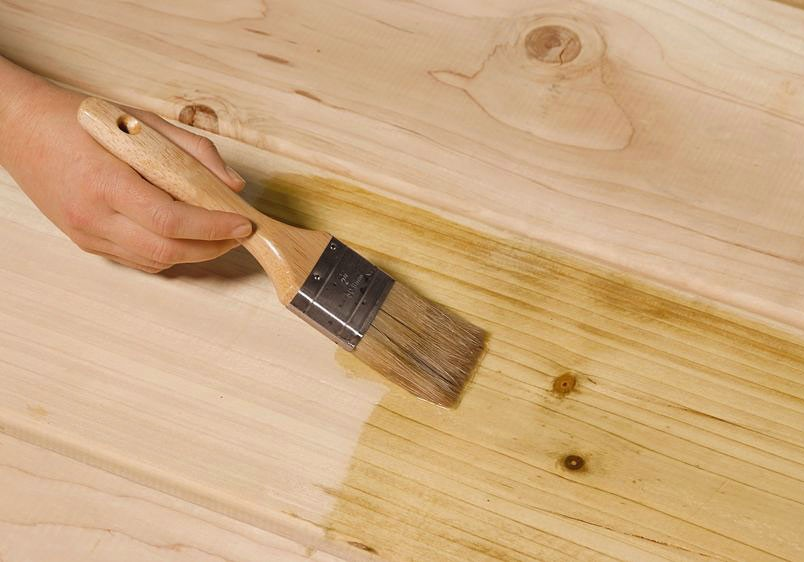 C mo proteger la madera del ataque de hongos e insectos - Tratamiento de la madera ...
