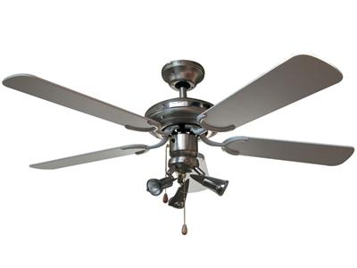 Cómo instalar un ventilador de techo con luz