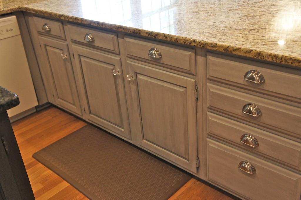 Como renovar el aspecto de los muebles de la cocina
