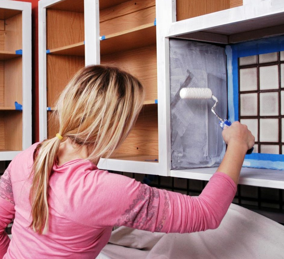 Como renovar el aspecto de los muebles de la cocina - Renovar muebles de cocina ...