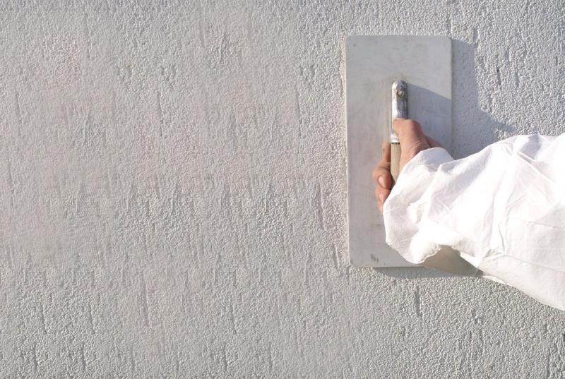 Cómo revocar muros exteriores