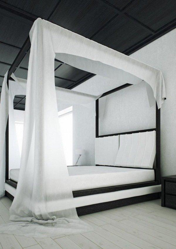 Cómo decorar ambientes con tela de tul | Albañiles