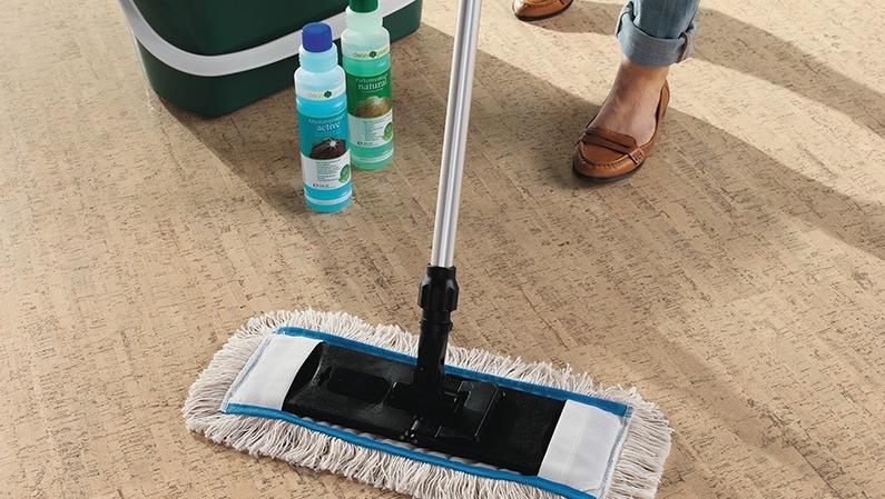 Mantenimiento de un piso de corcho: Algunas nociones básicas