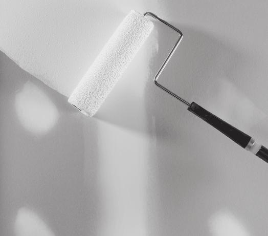 C mo pintar paredes y techos de durlock alba iles - Imprimacion para paredes ...