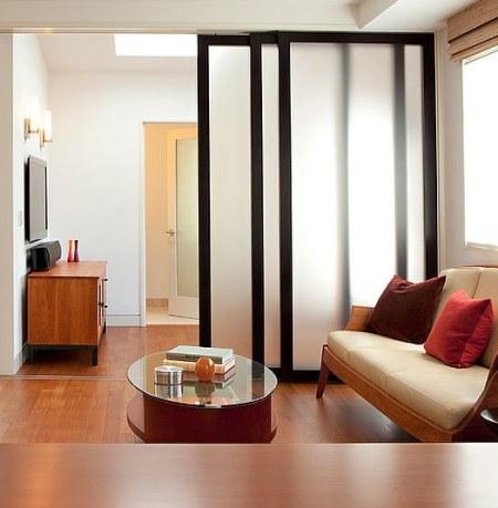 Biombos para separar ambientes divisrias de ambientes for Se puede dividir un piso en dos