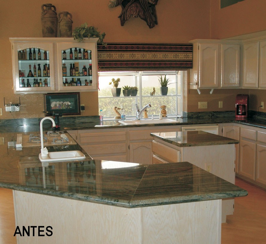 Como restaurar las alacenas de la cocina alba iles - Restaurar cocina ...