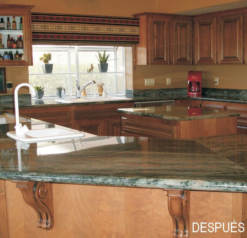 Como restaurar las alacenas de la cocina