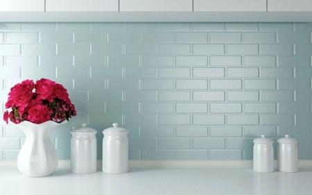 Cómo pintar azulejos de cerámica o porcelana