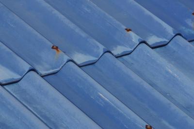 Como pintar techos de chapa galvanizada